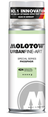 Graffiti spreje MOLOTOW™ UFA Phosphor 400 ml
