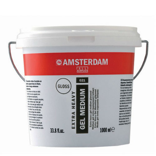 Sjajne medium  Royal Talens AMSTERDAM Extra Heavy  - 1000 ml