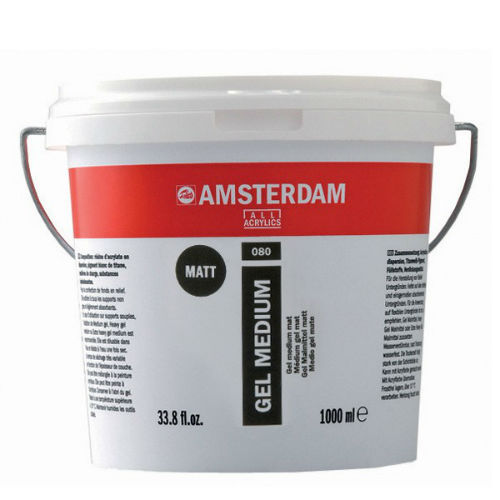 Mat medij gel AMSTERDAM - 1000 ml