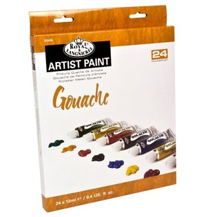 Gvaš boja Royal & Langnickel – ARTIST Paint 24x12 ml popust -50%