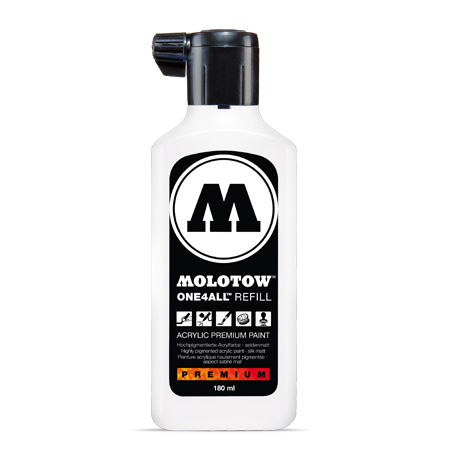 MOLOTOW™ prazna bočica ONE4ALL - 180 ml