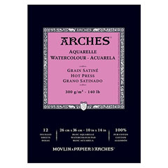 Blok papir ARCHES® Aquarelle Watercolour - 12 listova