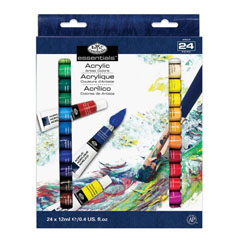 Akrilne boje ARTIST Paint 24x12ml