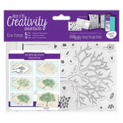 Akrilni pečati Creativity Essentials - Build a Tree - set  30 pečata