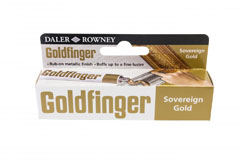 Daler - Rowney Goldfinger - sovereing gold