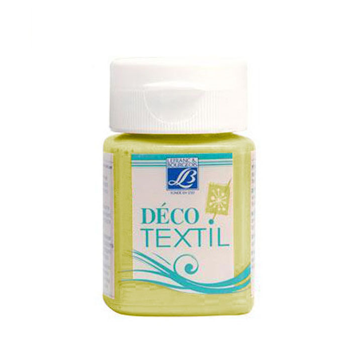 DECO Textil 50ml SPECIAL - neon yellow