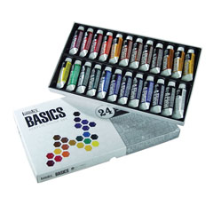 Set akrilnih boja Liquitex Basics - 24x22 ml